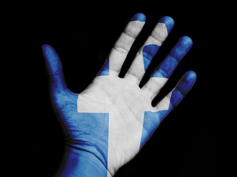 facebook seite vorteile hand