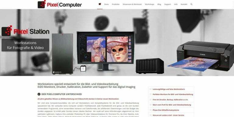 Pixelcomputer, Puchheim