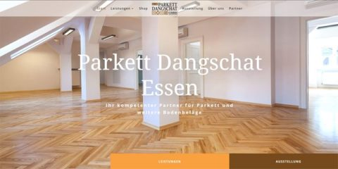 Parkett Dangschat, Essen