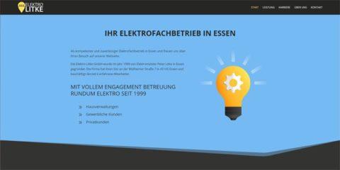 Elektro Litke, Essen