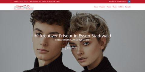 Friseur Strathmann, Essen